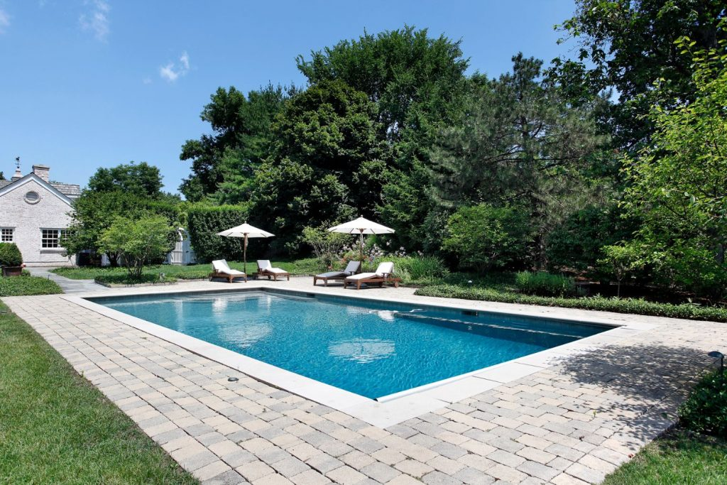 Pool Paver Company in Austin