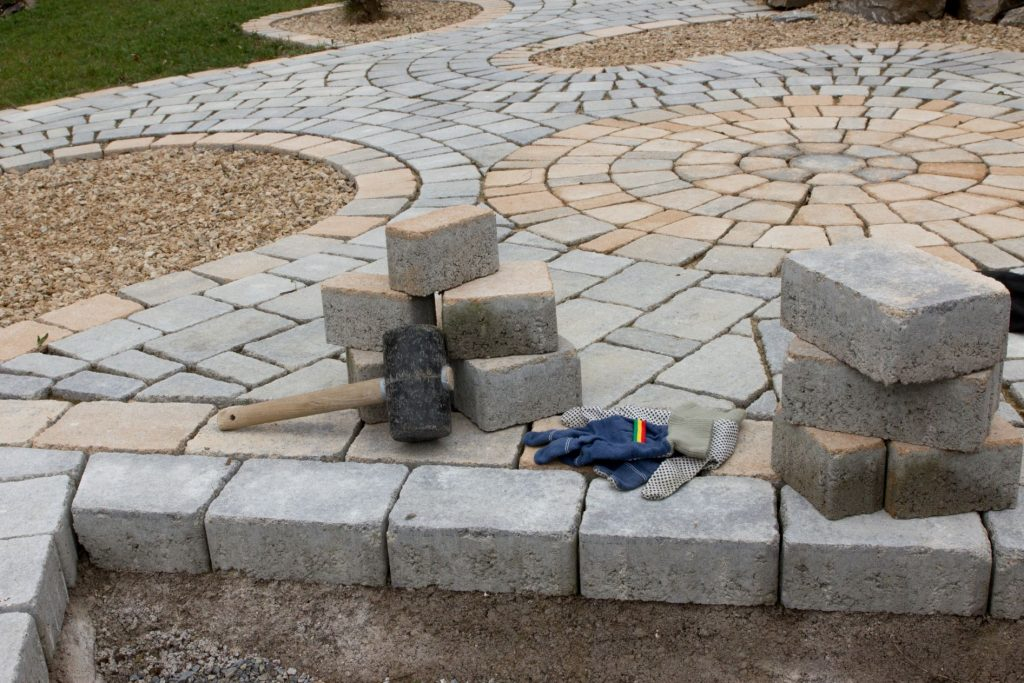 Patio Paver Company in Austin, Texas