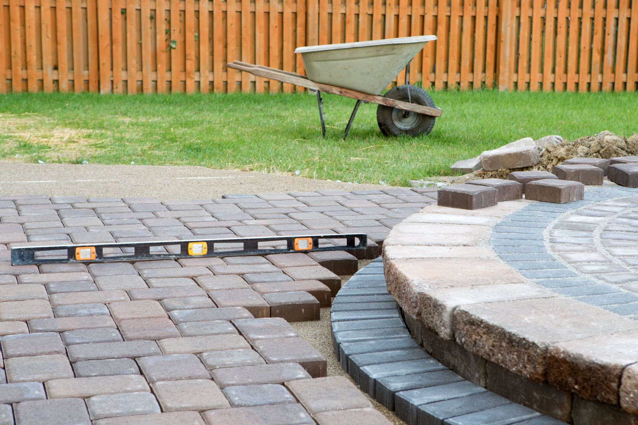 affordable patio paving services Austin TX